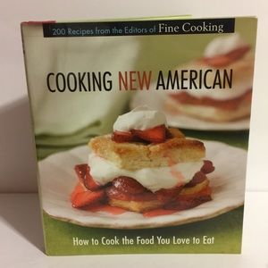 Cooking New American By Editors Of Fine Cooking